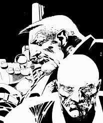 Imagem da graphic novel - Sin City